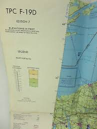 Vtg Gnc 20 Edition 7 Global Navigation And Planning Chart