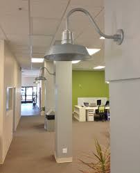 industrial look lighting. Need Something With A Little More Industrial Edge? Check Out How This California Company Created Soothing Environment Color But Added Modern Look Lighting