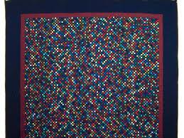 Postage Stamp Quilt -- splendid well made Amish Quilts from ... & ... Amish Postage Stamp Quilt Photo 2 ... Adamdwight.com