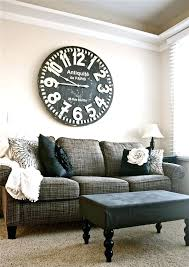 wall clocks decorative in interior 40 clock round for home