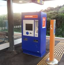 Vending Machines Auckland Amazing Hopping To A Train Station Near You Greater Auckland