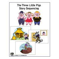 activities and lessons day 4 how we use rocks the three little pigs