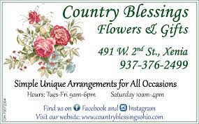 simple unique arrangements for all occasions country blessings flowers gifts