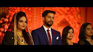 Farhan & Samiha Khan || Reception Cineamtic Highlights || Hotel Imperial  Sabre - YouTube