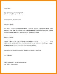 Letterhead For Employment Verification Letter Template Doc Maker