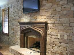 veneer decorations 8 reasons to build your fireplace with manufactured and stone acccent wall with flat decorations photo