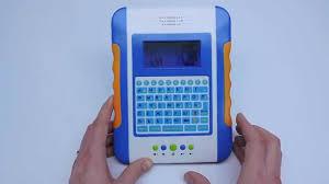 Обзор игрушек. Обучающий детский <b>планшет</b>. Компьютер ...