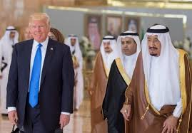 نتیجه تصویری برای بیثبات کردن ایران /هدف همکاری ترامپ با عربستان و امارات