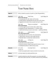 Best Resume Templates Word Interesting Best Resume Templates Word Migrante
