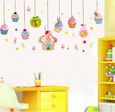 Small Picture 2015 unique design children favorite Ice cream background wall