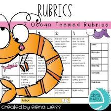 Rubrics Writing 3 Homework Groups Behavior And Presentation