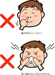 子供 鼻血 よく 出る 原因