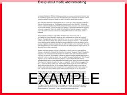 essay about media and networking research paper writing service essay about media and networking media and networking essays and research papers view and