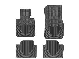 get the best service floor mat set all weather rubber anthracite black for your bmw 335i xdrive base sedan