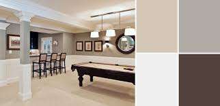 Paint Color Ideas For Basement