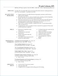 Telemetry Nurse Resume Simple Telemetry Nurse Resume Igniteresumes