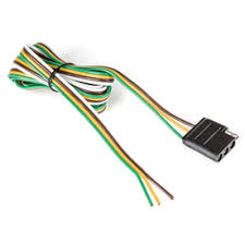 shop trailer parts & accessories at lowes com Lowes Trailer Wiring Harness reese 60 in connector 4 flat vehicle 7-Way Trailer Wiring Diagram