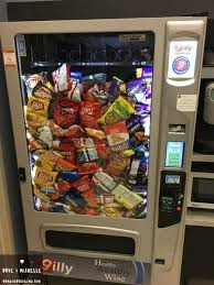 Lottery Vending Machine Hack Adorable I Call This Winning The Lottery With Food Pics DAM Good Cooking