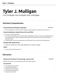 examples of a simple resume best resume example examples of resumes