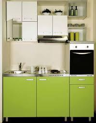 Modern Green Colours Small Kitchen Interior Design Ideas   Kitchen Click He.