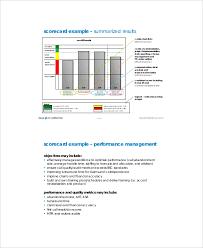 Vendor Scorecard Template 8 Free Excel Pdf Documents Download