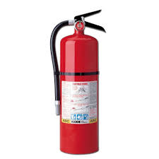 kidde 466204 pro 10 multi purpose fire extinguisher ul rated 4 a 60 b c easy to read gauge easy to pull safety pin amazon