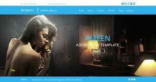 Muse Website Templates Stunning Muse Website Templates Beautiful 28 Professional Muse Templates