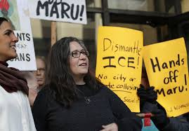 ACLU accuses ICE of doing its job