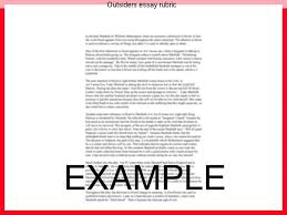 outsiders essay rubric college paper help outsiders essay rubric the outsiders wanted poster rubric category 4 3 2 1