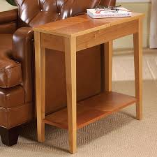 no room for a table table natural cherry