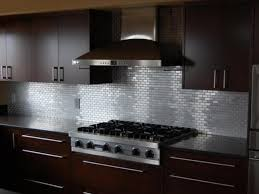 Stainless Steel Backsplash Stainless Steel Backsplash Tiles Design Home  Design And Decor