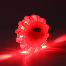 3 <b>LED</b>+12 Magnetic <b>LED Road Flare Emergency Flare</b> Work Light ...