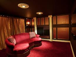 Innovation Basement Theater Design Ideas Home H Inside