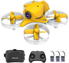 AIRJUGAR Mini Drone Nano Quadcopter 2.4 GHz 6 ... - Amazon.com
