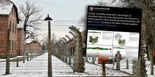 Empörung über Auschwitz Christbaumschmuck Bei Amazon