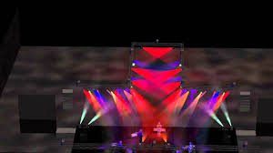 concert lighting and stage design houston texas