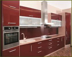 ... Decorating Your Interior Design Home With Good Modern Kitchen Cabinets  Doors Styles And Make It Great
