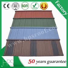 types of roofing sheet china brick roof tile bond type stone coated metal roof tile