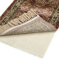 carpet holder. rug pads \u0026 accessories non slip pad vinyl carpet runners holder l