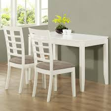 compact dining furniture. Excellent Compact Dining Table And Chairs Uk 35 Retro White Painted Pine Wood With Gray Upholstered Furniture