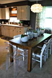Kitchen Dining Room Tables How To Build A Dining Room Table 13 Diy Plans Guide Patterns