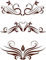 frame design. Stock Vector Of \u0027Vintage Frame, Ornament And Element For Decoration Design\u0027 Frame Design
