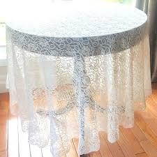 plastic lace tablecloths round vintage tablecloth large lace round table white lace vinyl lace tablecloths 70