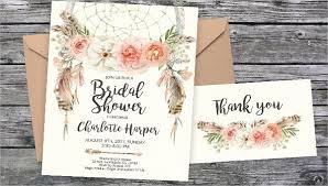 Free Bridal Shower Invite Templates 26 Free Bridal Shower Invitations Psd Eps Free