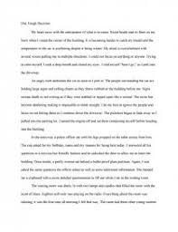 Decision Essay One Tough Decision Essay