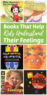 children s books about feelings and emotions