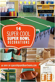 Super Bowl Party Decorating Ideas 60 Amazing Super Bowl Party Decorating Ideas for 60 Spaceships 25