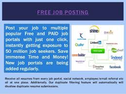 Job Posting Sites Free Job Posting Sites For Employers