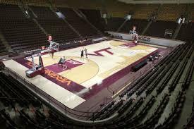 New Look For Cassell Coliseum Virginia Tech Roanoke Com