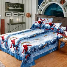 Spiderman bedding ...